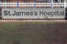 Woman injured after man hijacks car at St James's Hospital
