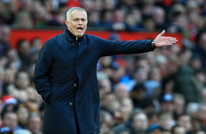 Mourinho under FA investigation after allegedly swearing in Portuguese