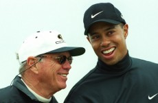Harmon: 'I'd never do that to Tiger'