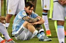 Maradona: Messi let down by Mascherano and Argentina 'traitors'
