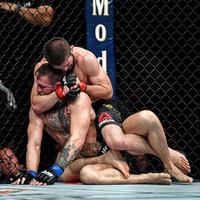McGregor's coach expects Khabib rematch next but would love Diaz trilogy