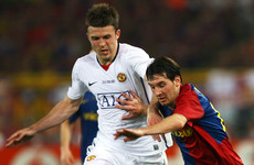 Carrick: I fell into two-year depression after the 2009 Champions League final