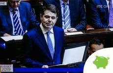 €1.5 billion to go into a Rainy Day Fund