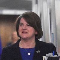 Leaders play down hope of Brexit breakthrough as Arlene Foster meets Michel Barnier