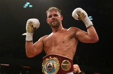 WBO champion Saunders refused licence for fight in Boston in the wake of failed doping test