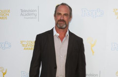Chris Meloni was criticised for posting nude shots of Melania Trump because Twitter knows shaming when it sees it