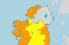 Storm Callum: 13 counties on Status Orange alert as high winds to hit tomorrow night