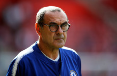 Former banker and Chelsea boss Maurizio Sarri 'only interested in money', says Napoli owner