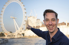 'Nervous' Ryan Tubridy prepares for Late Late Show in London with 1,200 audience members
