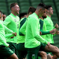 Do you agree with our Ireland team to face Denmark?
