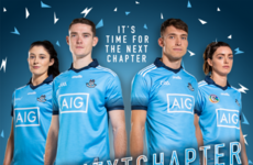 Dublin GAA unveil new jersey for the 2019 season