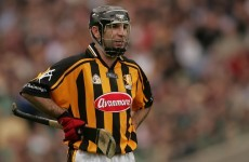 Former Kilkenny hurler DJ Carey taken to hospital