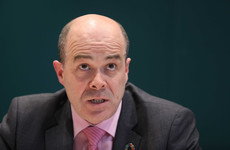 Denis Naughten has resigned as Communications Minister