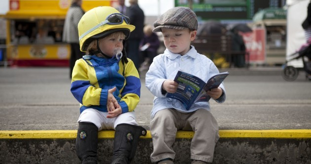 Mini Jockey and Trainer Pic of the Day