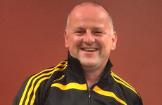 'Clearly we all would've liked to have Sean Cox there on the day but that wasn't to be'