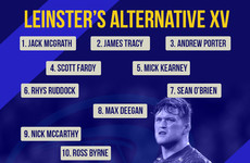 Leinster's alternative XV: Two Lions, 11 internationals and 251 caps