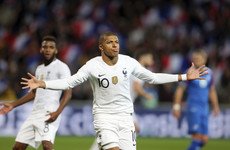 Mbappe inspires France comeback to clinch draw against Iceland