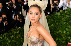 Ariana Grande released a three-minute video of her pet pig alongside her new track... it's The Dredge