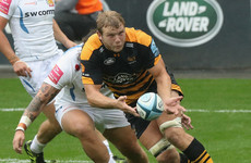 Blow for Wasps and England as Launchbury ruled out for 12 weeks