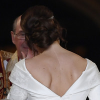 How Princess Eugenie incorporated a body positive message into her wedding dress