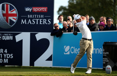 Mixed round for Ireland's Dunne as Pepperell edges into the lead at British Masters