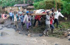 At least 41 dead in Uganda landslide