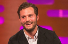 Jamie Dornan continued his streak of telling mortifying stories on the Graham Norton Show
