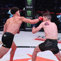 Mike 'The Savage' Kimbel equals Bellator record with lightning six-second KO