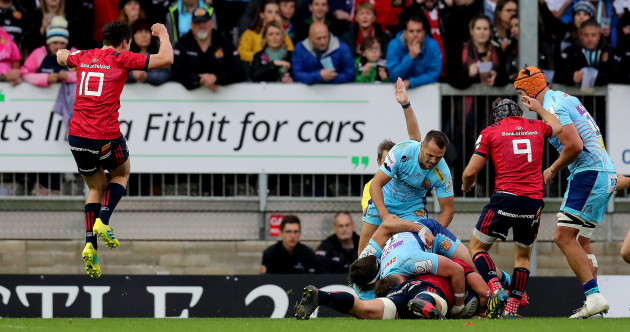 Munster meet Chiefs head on and claim draw in seismic Sandy Park battle