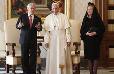 Pope Francis defrocks two Chilean bishops for sex abuse of minors
