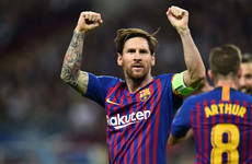 Messi rejected Man City offer to treble wages - Al Mubarak