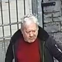 Gardaí seek help tracing missing Dublin man spotted in CCTV on Monday