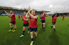 Pool in Munster's capable hands after 'immense' effort in Exeter