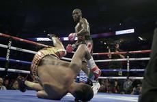 Unbeaten Crawford stops Benavidez with 18 seconds left to retain welterweight title