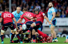 Red letter day for Munster heroes expected and unexpected