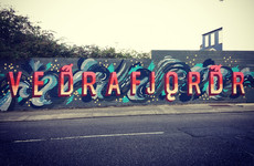 Double Take: The vibrant new mural celebrating Waterford's Viking heritage
