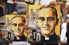 President Higgins leads Ireland's tributes as Archbishop Oscar Romero becomes a saint