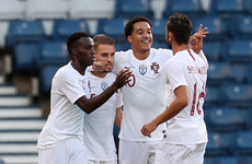 Wolves star on target as Ronaldo-less Portugal too good for Scotland