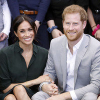 Meghan Markle and Prince Harry announce they are expecting their first child