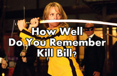 How Well Do You Remember Kill Bill?