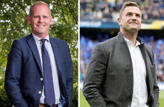 Ryle Nugent returning to rugby commentary alongside Jamie Heaslip