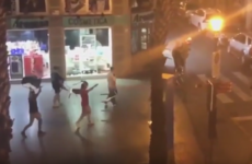 FA condemn England fans after clashes with Spanish police in Seville