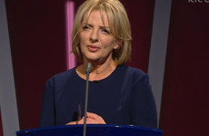 Sinn Féin's Liadh Ní Riada says she would wear the poppy if she were elected president