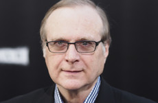 Microsoft co-founder Paul Allen dies of cancer aged 65