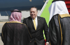 US Secretary of State Mike Pompeo meets Saudi king over journalist's disappearance