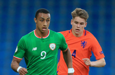 Ireland U19s defeat Netherlands to finish qualifying round with 100% record