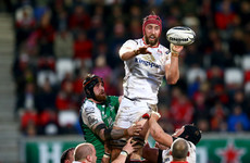 'The objective is my long-term health' - Ulster second row retires aged 30 following concussion concerns