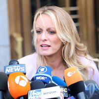 Donald Trump tweets insult at Stormy Daniels and threatens to 'go after' her