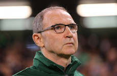 Defiant Martin O'Neill brushes off questions about his future as Ireland manager