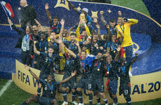 France defied poor stats to win 2018 World Cup, says Fifa report